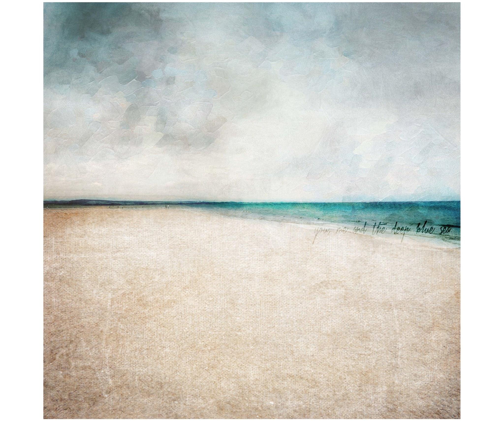 Signed gicl e art print kinshaldy beach tensmuir wall for Beach house prints