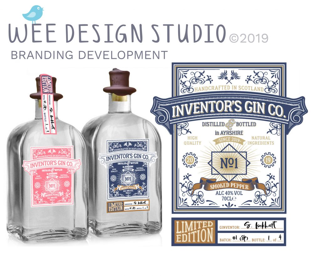 Inventor's Gin Co